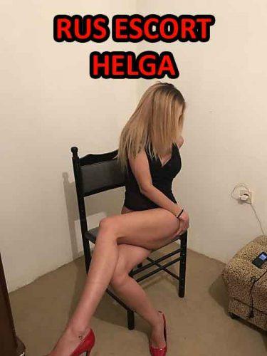 Elmas Gibi Işıldayan Yabancı Orospu Helga