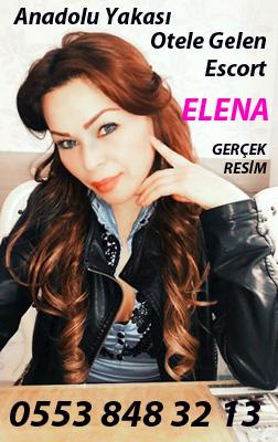 Anadolu Yakası Türkmen Escort Elena